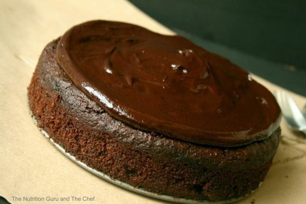 Chocolate Sweet Potato Cake Gluten Free