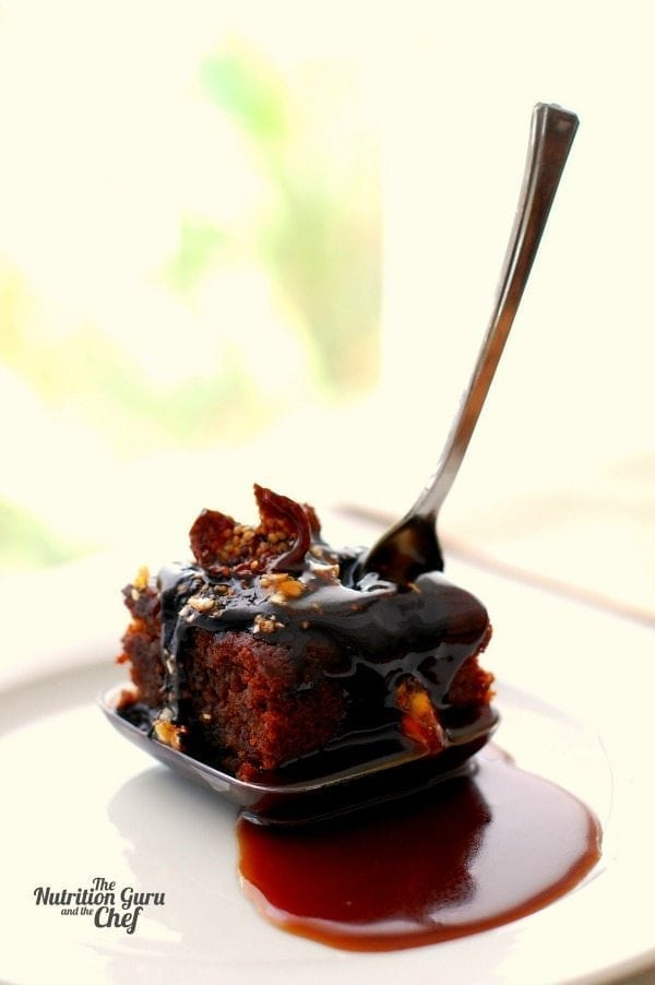 Chocolate sweet potato cake gluten free 600