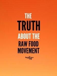 raw food truth