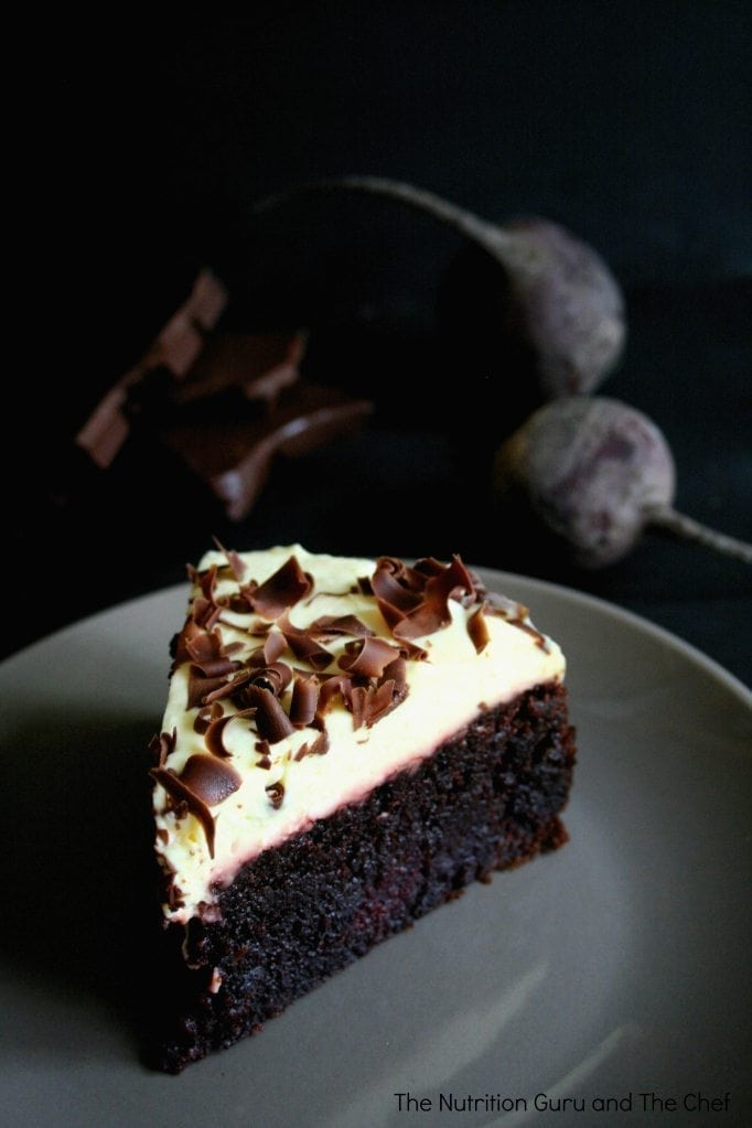 Chocolate Beetroot Cake Gluten Free