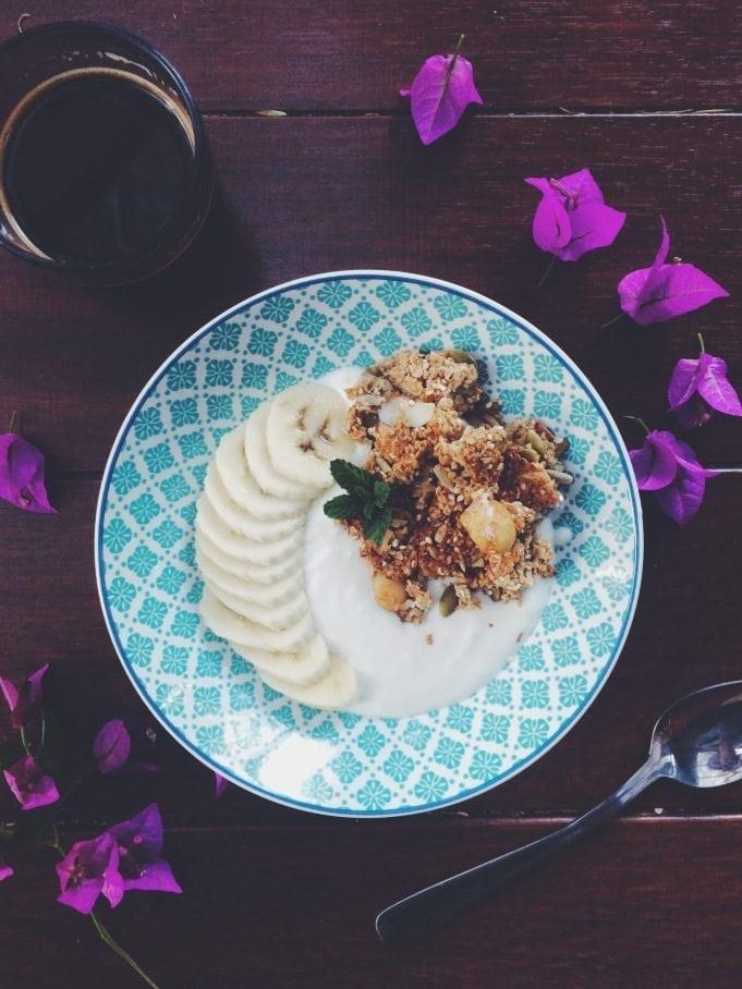 Breast feeding Granola Laura Ford Nutrition