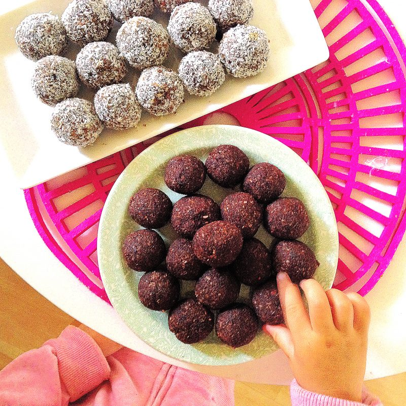 Nutrition Guru Sweet Potato Balls